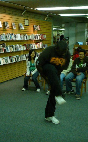 Workshop Stepdance