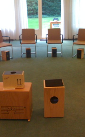 workshop Cajon 4