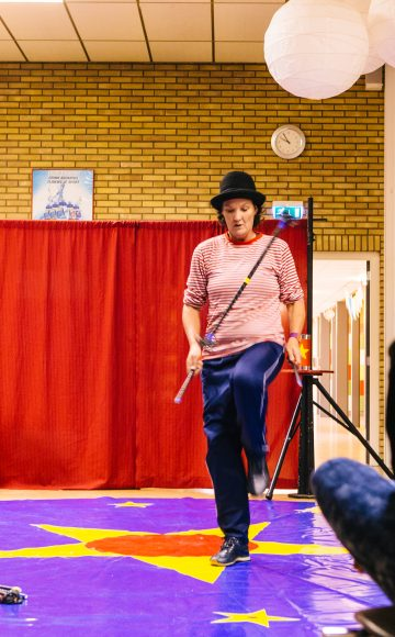 Workshop Allround Circus
