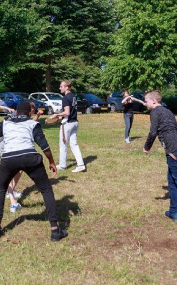 Workshop breakdance school
