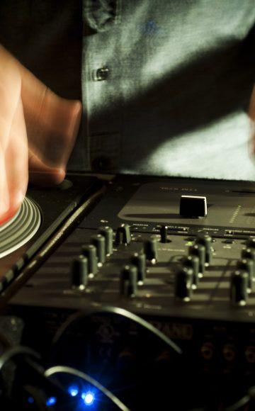 Workshop DJ-techniek