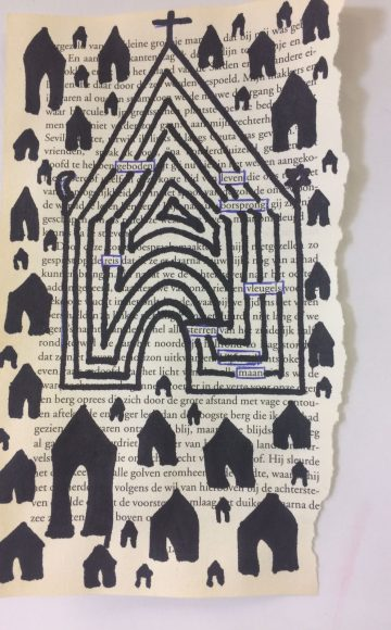 Workshop Blackout Poetry 4