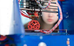 Workshop 3D printen op school 10