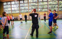 Workshop Battle Dance op school 12