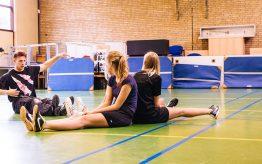 Workshop Battle Dance op school 16
