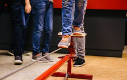 Workshop Circus op school 14