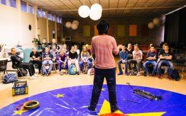 Workshop Circus op school 5