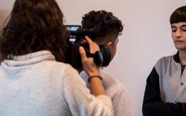 Workshop Filmacteren op school 10