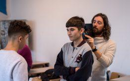 Workshop Filmacteren op school 11