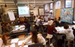 Workshop Illustratie op school 3