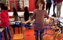 Workshop Protopiper op school 5