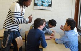 Workshop Rap op school 12