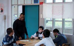 Workshop Rap op school 6