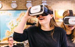 Workshop Virtual Reality op school 6