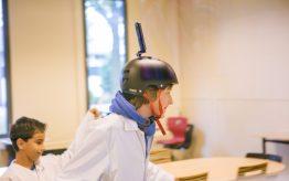 Workshop Virtual Reality op school 8