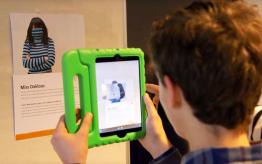 Workshop augmented reality op school 1