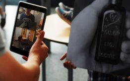 Workshop augmented reality op school 5