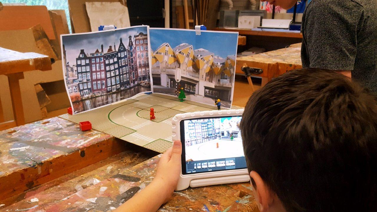 CKV culturele activiteit kunstdossier school
