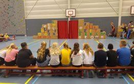 CKV culturele activiteit samenwerken school
