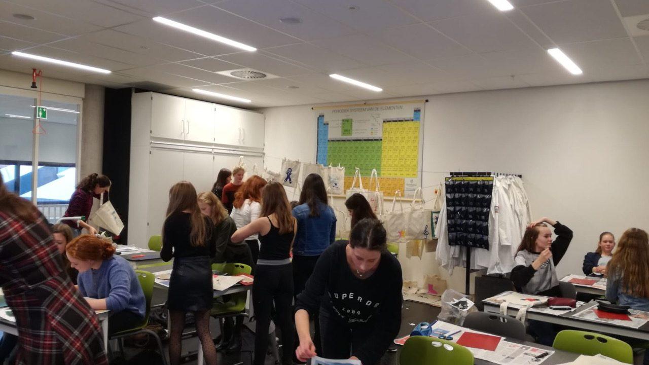 Nieuwe CKV culturele activiteit onderwijs school