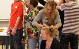 Workshop school onderwijs Theatersportbattle