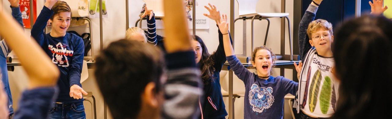 Workshop activiteit school op maat