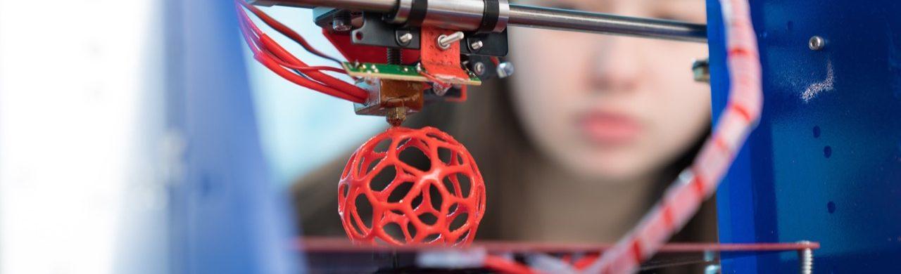 Artcadia - Workshop school 3D printen