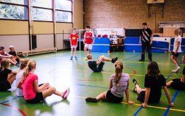 Workshop school onderwijs Battle Dance