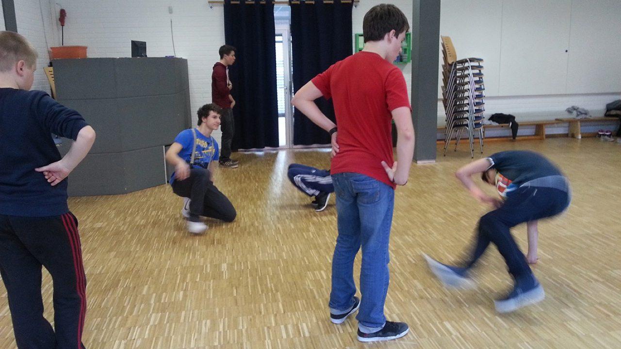 Workshop school onderwijs Breakdance 8