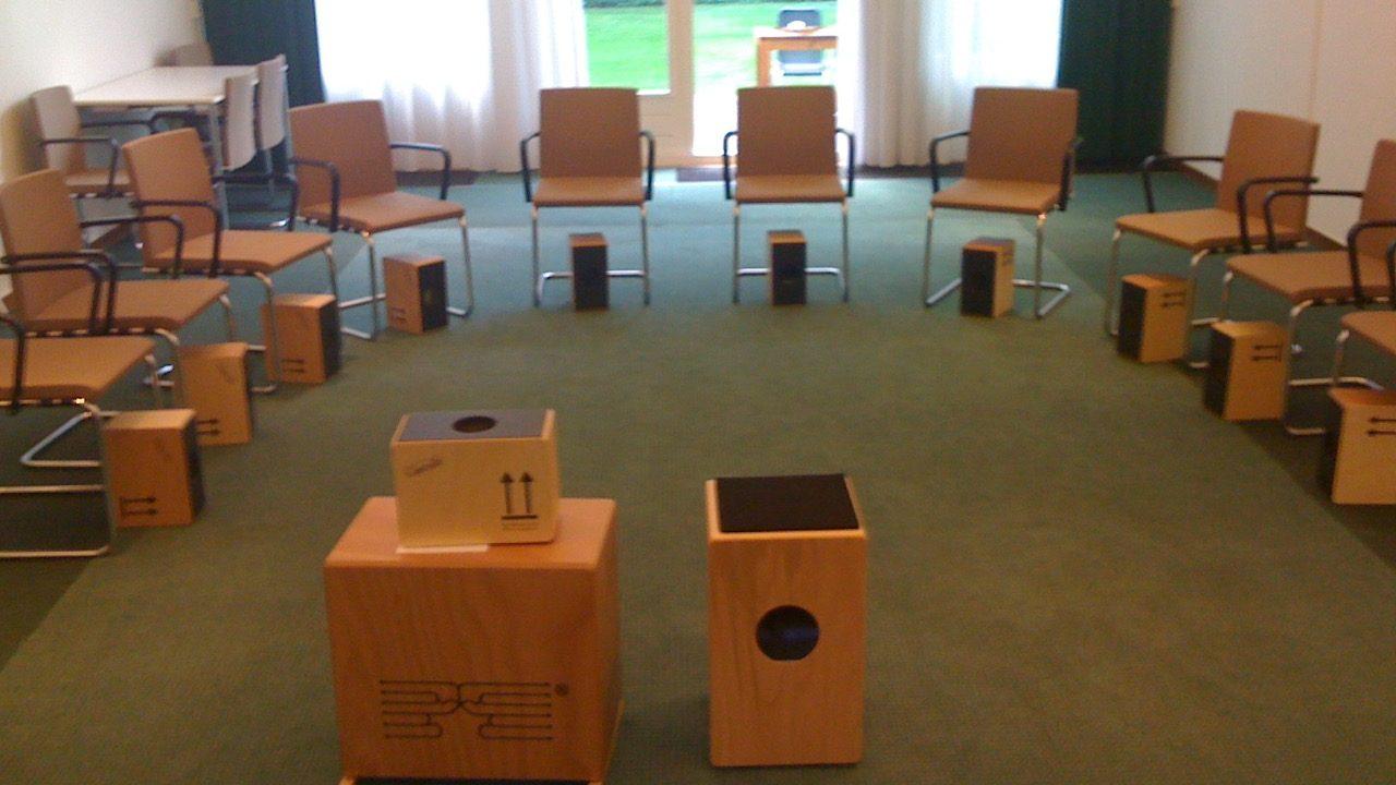 Workshop school onderwijs Cajon 6