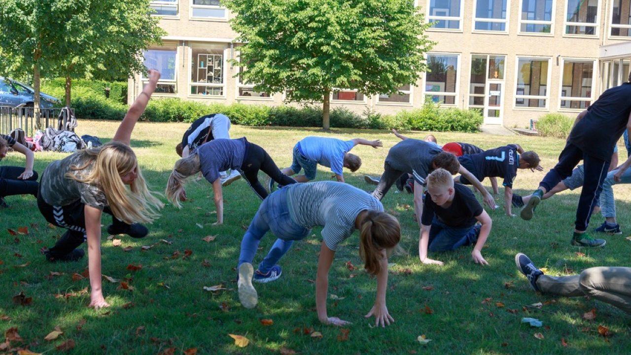Workshop school onderwijs Capoeira 12