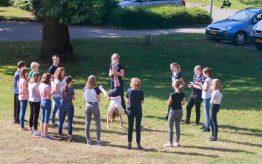 Workshop school onderwijs Capoeira