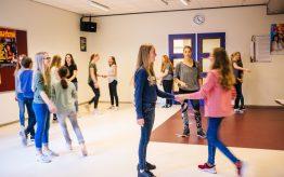 Workshop school onderwijs Choreografie 2