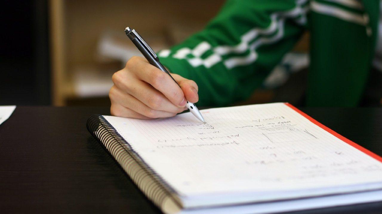 Workshop school onderwijs Column schrijven 2