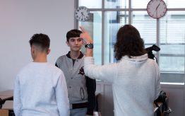 Workshop school onderwijs Filmacteren 9