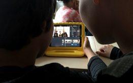 Workshop school onderwijs Filmtechniek