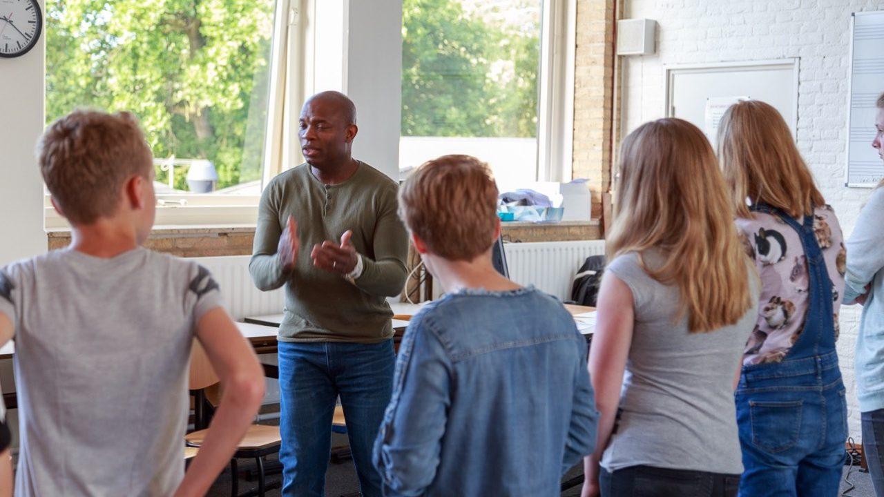 Workshop school onderwijs Gospel