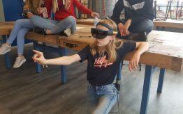 Workshop school onderwijs Hololens 6