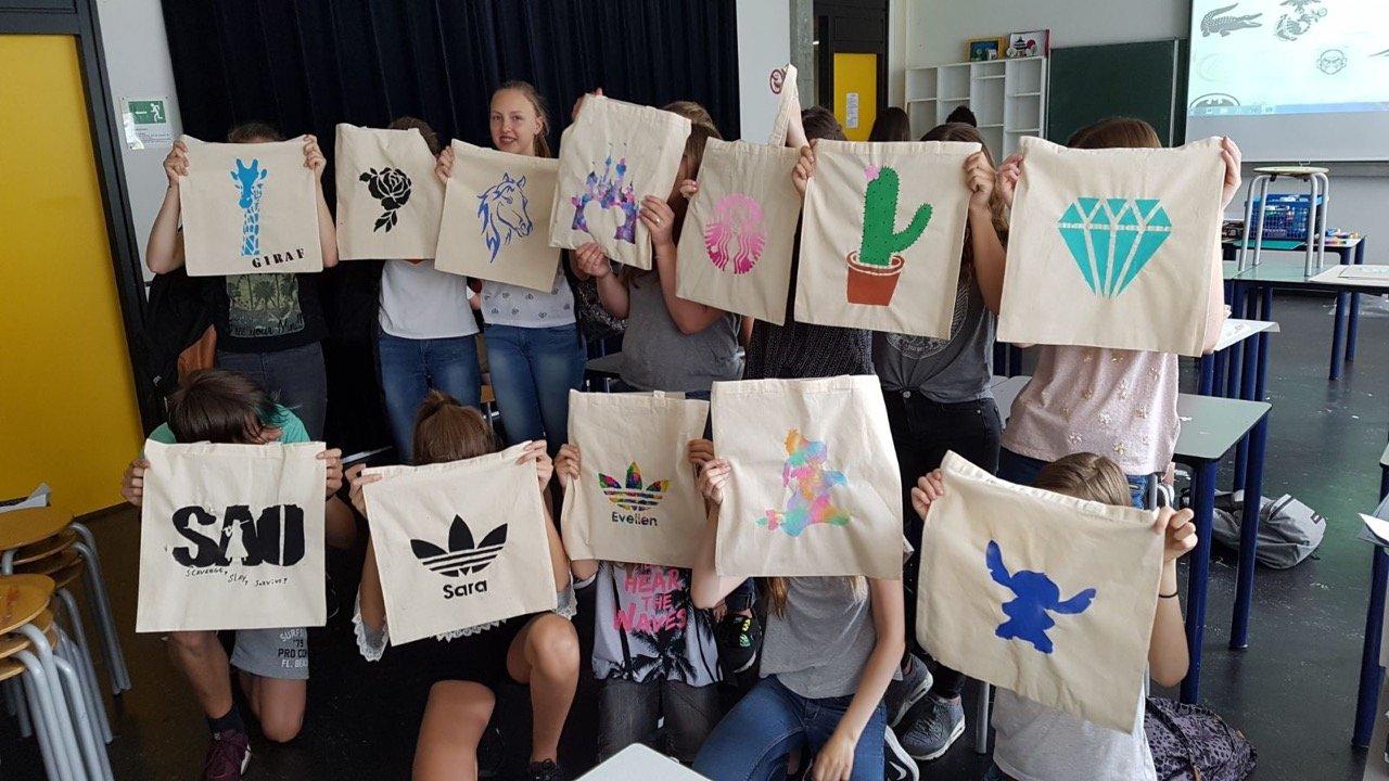 Workshop school onderwijs Monotype Design