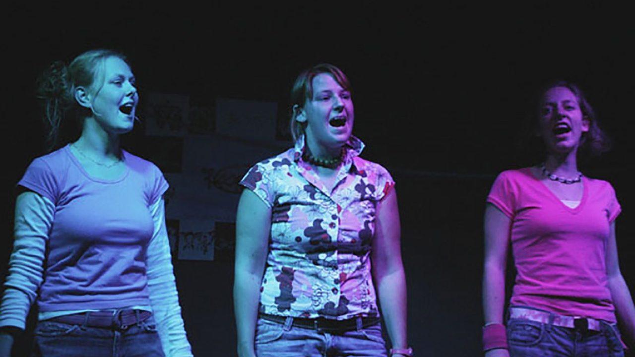 Workshop school onderwijs Musical zingen 2