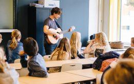 Workshop school onderwijs Songwriting 11