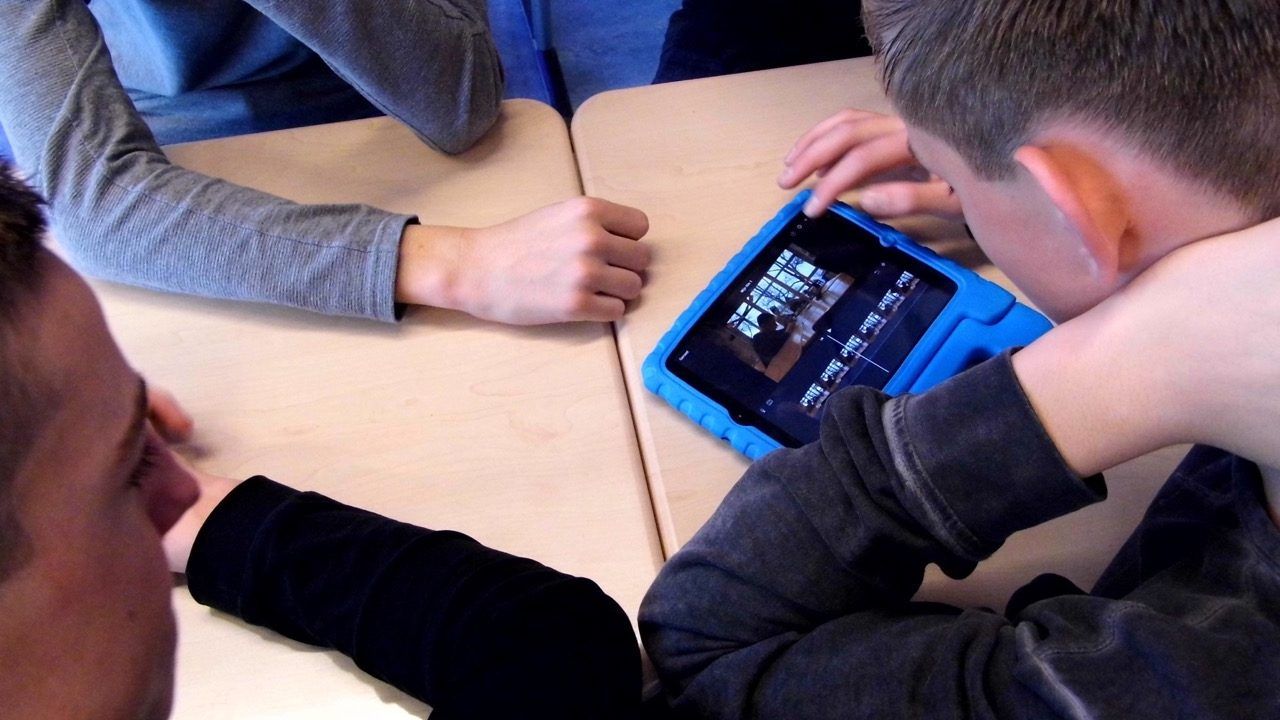 Workshop school onderwijs Sound Design 2