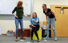 Workshop school onderwijs Theatersport 12