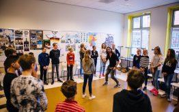 Workshop school onderwijs Theatersport