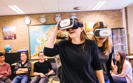 Workshop school onderwijs Virtual Reality 3