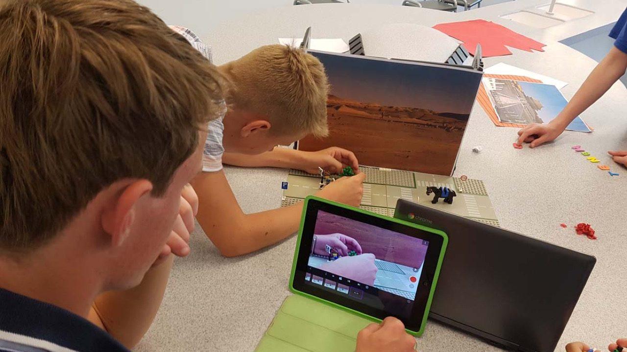 Workshop school onderwijs animatie 2