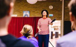 Workshop school onderwijs circus 6