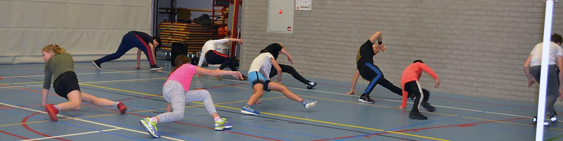 Workshop Hiphop op school