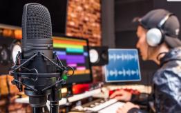 Podcast maken workshop op school