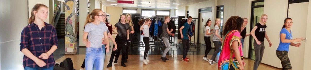 Dansworkshop 1